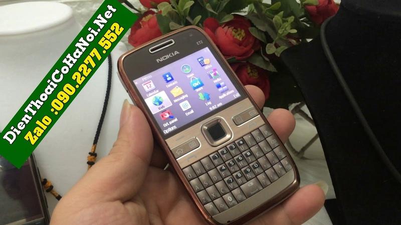 Nokia E72 Chính Hãng Và Địa Chỉ Chuyên Bán Điện Thoại Uy Tin Tại Tô Hiệu