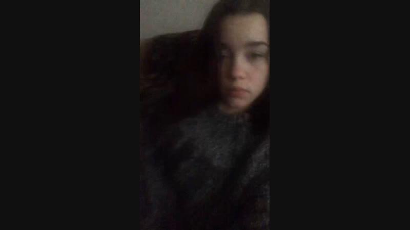 Настя Комлева — Live