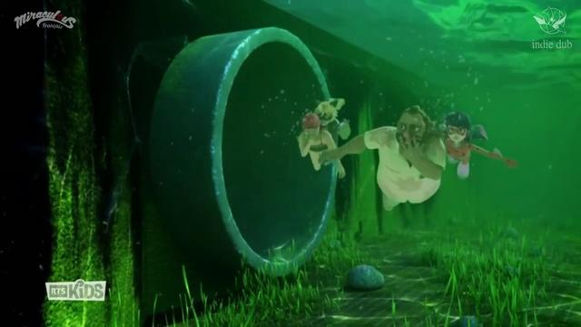 [Русская озв. Indie Dub] Miraculous Ladybug Леди Баг и Супер-Кот – Сезон 2 Серия 25