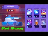 Tank Stars Mod money - Unlock Spectre and upgrade - Games bii