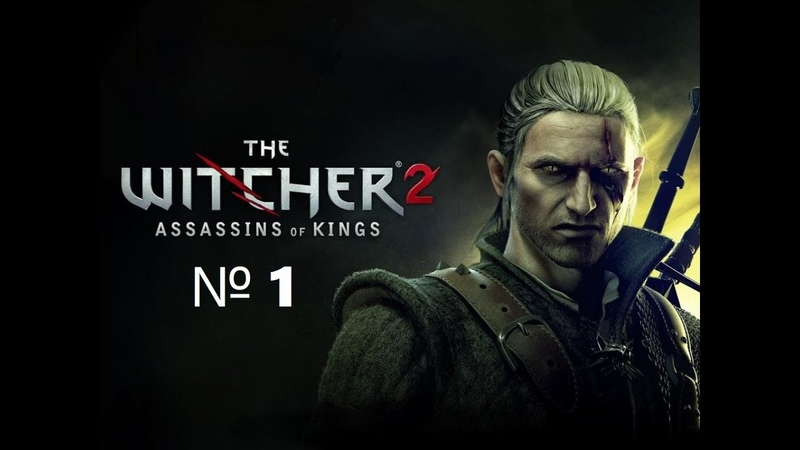 Прохождение The Witcher 2 - Assassins of Kings № 1 Допрос