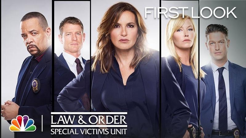 Law Order: SVU - First Look: Season 20 (Sneak Peek)