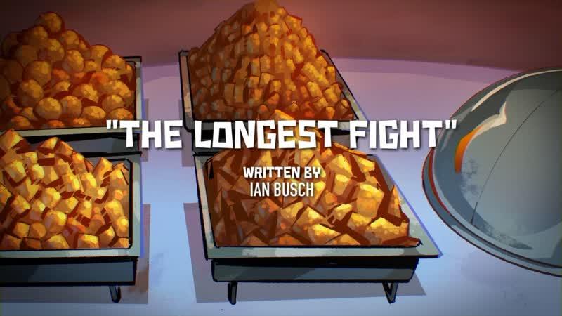 TMNT 2018 [ENG] 1 сезон 8.1 серия The Longest Fight [1080p]