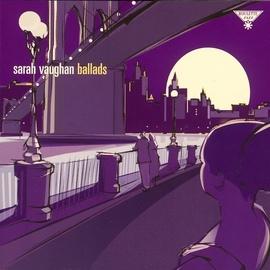 Sarah Vaughan альбом Ballads