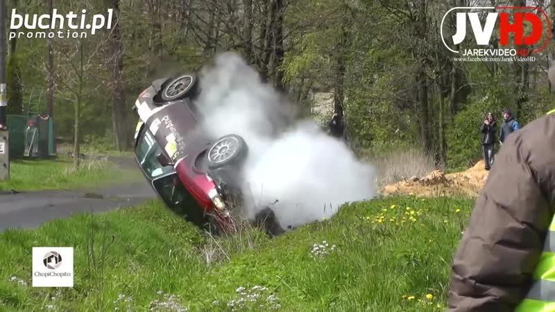 Compilation rally crash and fail 2017 HD Nº18