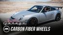Carbon Fiber Wheels Road Test Jay Leno's Garage