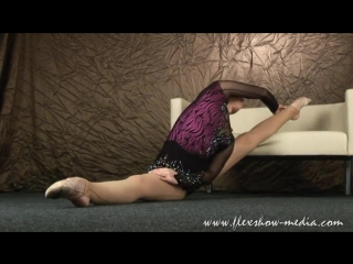 Anya Contortionist Flexible Girl