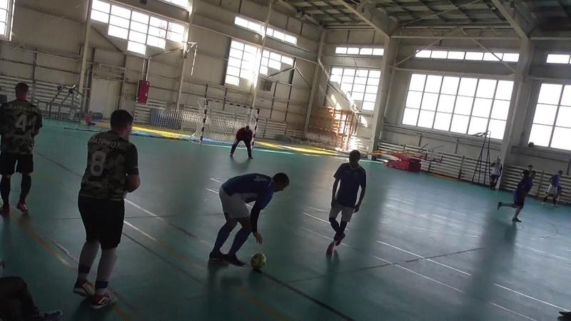 ФК «Хороший» - ФК «Интер» - 2 тайм