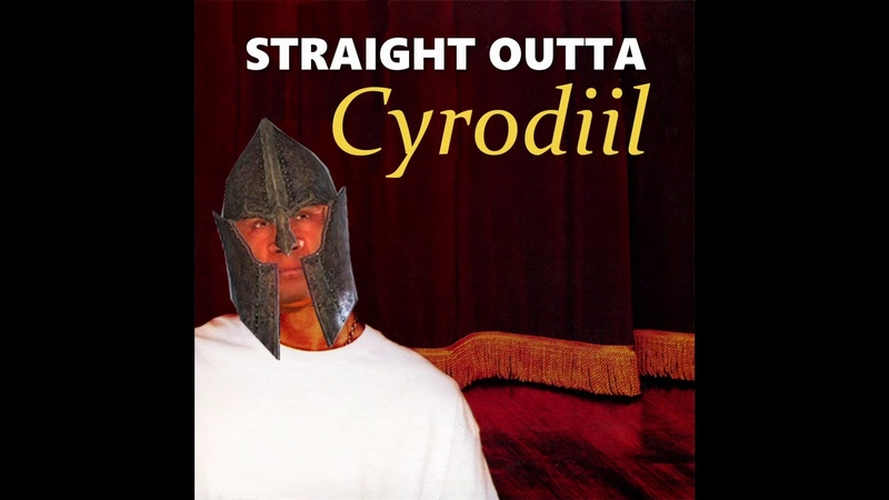Straight Outta Cyrodiil (original)