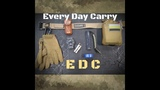 Мой EDC. Every Day Carry.