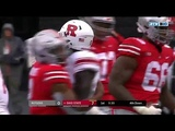 Rutgers vs Ohio State Top 3 Plays from the First Quarter Big Ten Football