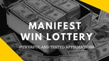 MOST POWERFUL AFFIRMATION THAT WIN YOU THE JACKPOT LOTTERY (100 TESTED)