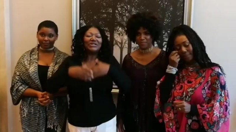 Boney M. feat. Liz Mitchell In Bangkok (13 September 2018)