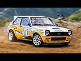 Toyota Starlet RWD with 11.000Rpm 4AGE Engine Mt. Washington 2017 Onboard &amp Fly-By