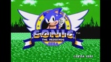 Sonic and the Green Grass Zone (Genesis) - Walkthrough