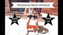 Resistance Band Home Workout for Leg and Glute Strength and Conditioning (Great for Beginners)