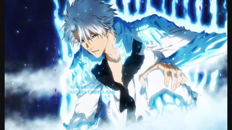 Блич Манга Глава 670-671-672 Совершенный Багрянец Супер Банкай Хицугаи Тоширо Ледяной Ангел Ичиго И Яхве Обзор С Коментами