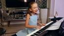 ВСЕ ПРОЙДЁТ - Cover Батырхан Шукенов - Виктория Старикова - 9 лет