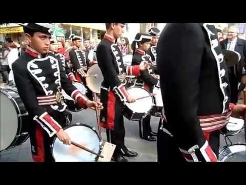 Semana Santa 2018 AM Remedios las mejores marchas Pollinica ALHAURIN de la TORRE 25 03