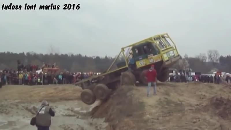 Best of Truck trial Extreme 2016-Best Crash-MEGA TRUCKS GONE WILD__Tatra 815 8x8-DAF 8X8