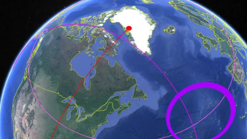 Атлантида найдена Шокирующие данные Всемирная катастрофа 17 века