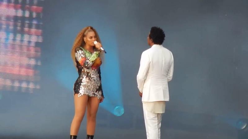 Beyoncé Jay Z OTR II - Holy Grail (03.07.18 Cologne) HD