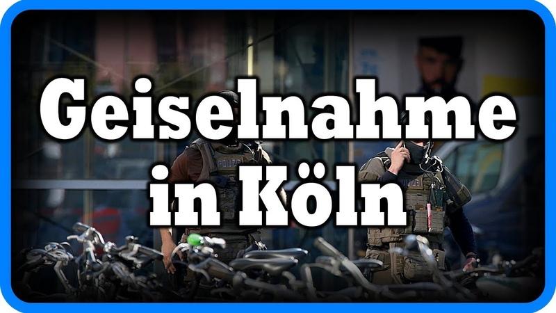 Geiselnahme beim Kölner Hauptbahnhof Was ist passiert