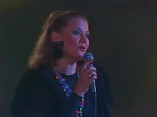 Людмила Сенчина «День рождения» (В музыке только гармония есть)