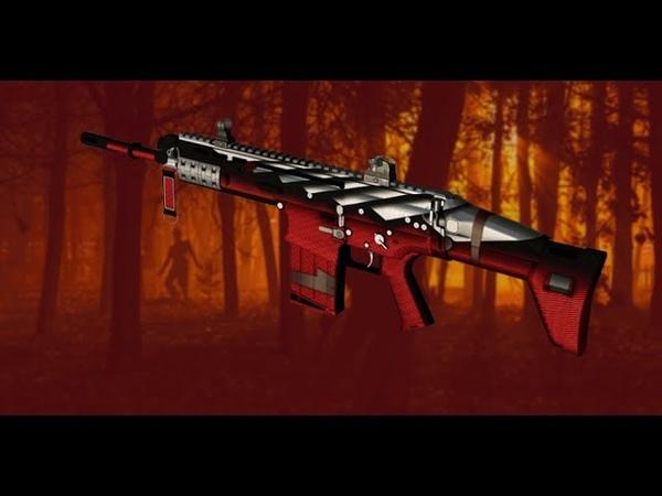 FN SCAR H убийца зомби как улучшить