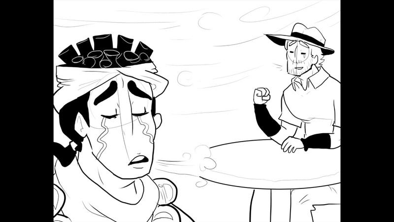JoJos Bizarre Adventure-Salt and Pepper Diner