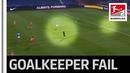 Goalkeeper Concedes Goal After Hilarious Free Kick Fail