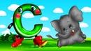 Учим БУКВУ С! АЗБУКА в Песенках для Детей! Лучшие Детские Песни! Припевочка 223