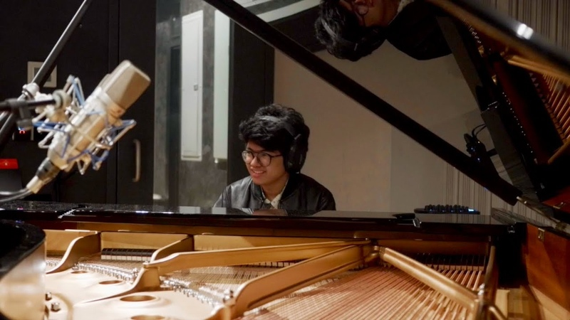 Joey Alexander - O Come All Ye Faithful (Adeste Fideles) [In-studio Performance]