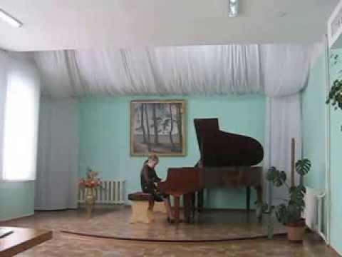 А Билаш Скерцо Ф Мендельсон Песня венецианского гондольера