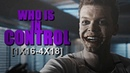Jerome Valeska | WHO IS IN CONTROL? [1x16 - 4x18]