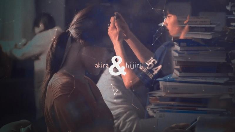 ▶ Akira Hijiri | Can We Kiss Forever? [For Jillie]