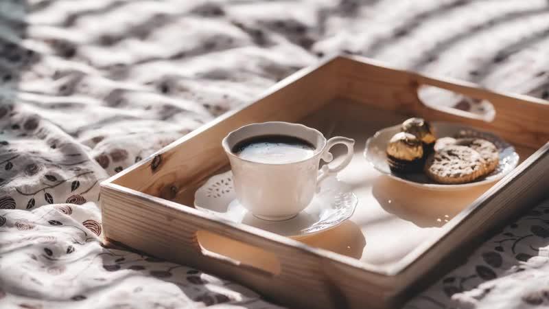 Coffee JAZZ Bossa Nova - Relaxing Instrumental Music For for Study, Work, Wake