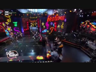 Francesco Gabbani - Dopofestival 2017 (Rai 1) (online-video-cutter.com)