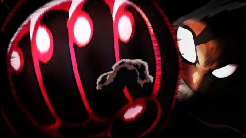 Luffy vs Doflamingo - KING KONG GUN! edited