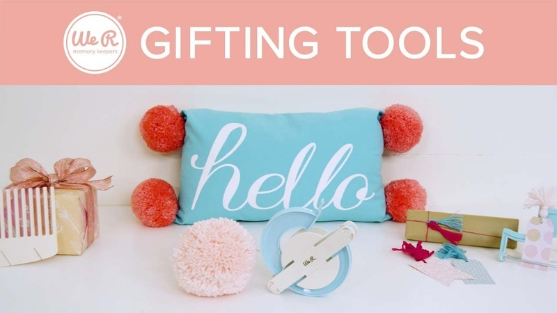 Decorate Your Gifts With We R Memory Keepers