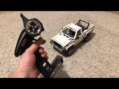 RC remote LEGO Прототип от Коляна