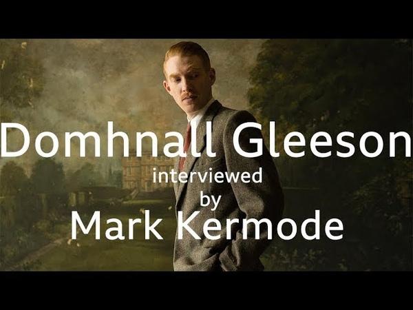 Mark Kermode and Simon Mayo interview Domhnall Gleeson