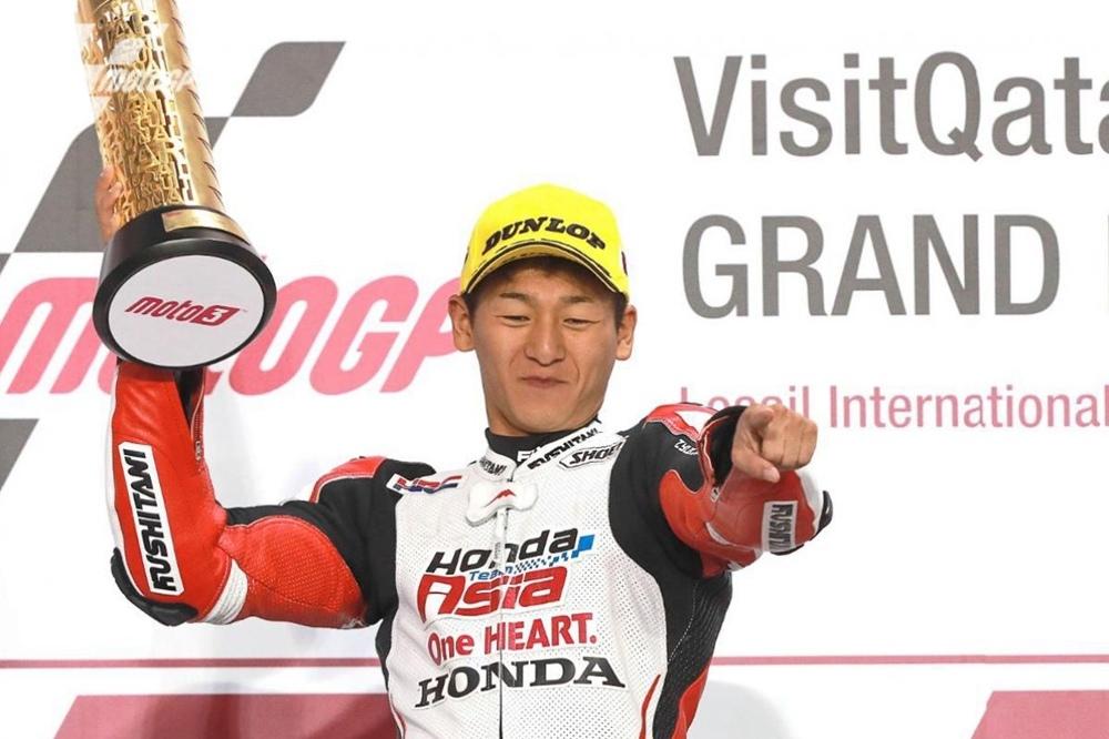 Самые молодые японцы-победители Гран При
