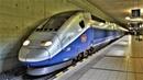 Nouveau TGV Atlantique - TGV Océane, TGV Ouest (High speed Train). J'ai eu mon BAC