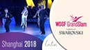 Gusev - Bondareva, RUS and Marcos - Nowak, POL 2018 GrandSlam LAT Shanghai