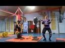 Весна в Феодосии CrossFit Задание 2 Мужчины 18 А Максимальный толчок