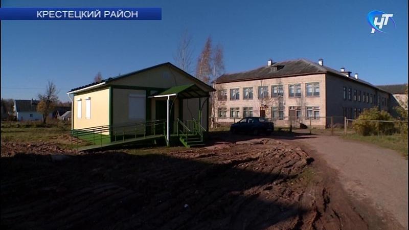Жители деревни Зайцево Крестецкого района 10 лет ждут ФАП