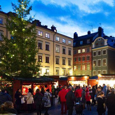 Новый Год в Швеции! ПРЯМЫЕ рейсы в Стокгольм всего за 8700 рублей туда-обратно!