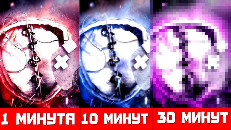 КРУТОЙ 3Д АРТ в ФОТОШОПЕ за 1 МИНУТУ! 3D ART DRAWING CHALLENG in 1 Minute