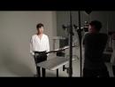 VK 181012 Making Film MONSTA X photoshoot @ TONY MOLY